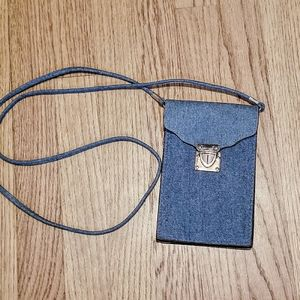 Denim Mini Bag